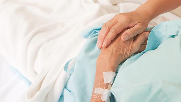 Mitgefühl ist Herzensmedizin für alle Kranken.