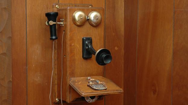 Mobiltelefone lagen Anfang des 20. Jahrhunderts noch in ferner Zukunft.