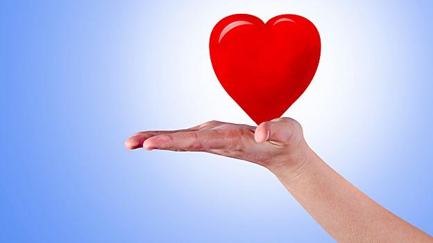 Wenn etwas von Herzen kommt, will man nicht immer eine Gegenleistung dafür.