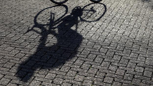 Fahren auf zwei Rädern will gelernt sein.