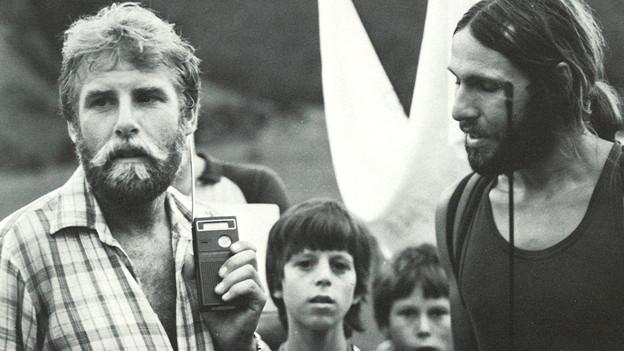 Die Diretissima-Alpinisten galten vielen Jugendlichen als Vorbilder.