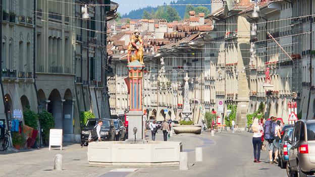 Ein Bummel durch die Altstadt darf bei keinem Bern-Ausflug fehlen.