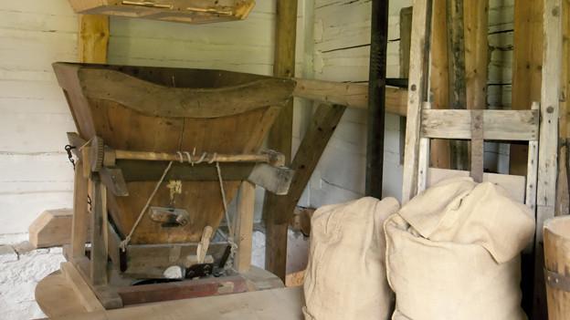 Eine Mühle wie zu alten Zeiten (Symbolbild).