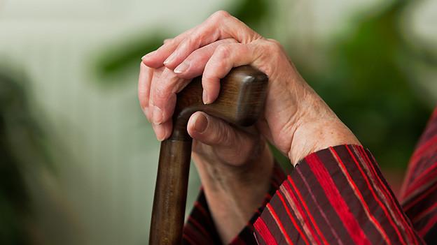 Schon vor Einführung der AHV hat die «Stiftung für das Alter» bedürftige Rentnerinnen und Rentner finanziell unterstützt (Symbolbild).