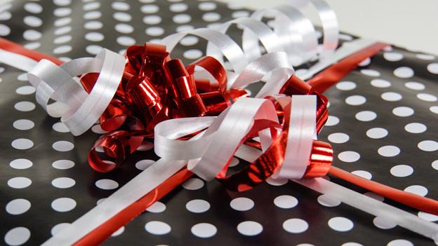 Geschenke annehmen zu können ist nicht immer leicht.