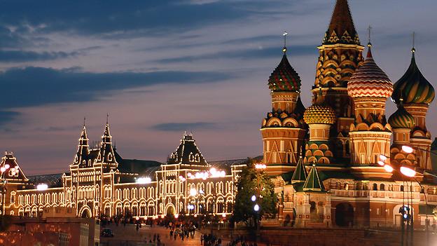 Dank Fremdenführer Wassili hat Peter Hotz 1992 viel von Moskau gesehen und vieles über die ehemalige Sowjetunion erfahren.