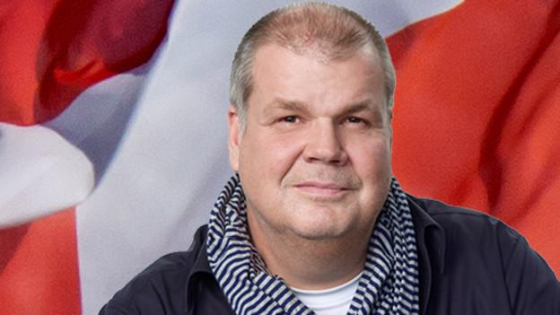 Musikwelle Redaktor und Moderator Martin Wittwer.