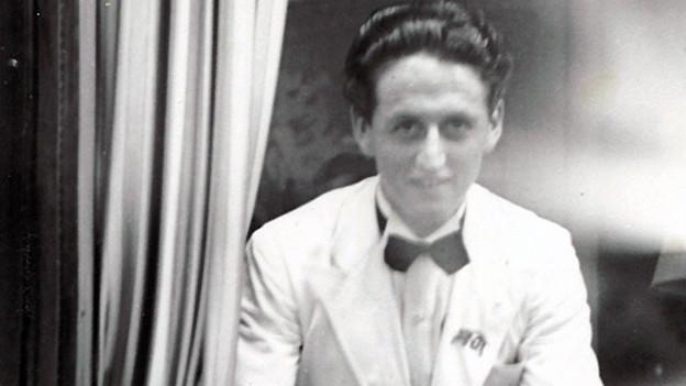 Hans Steffen 1947.