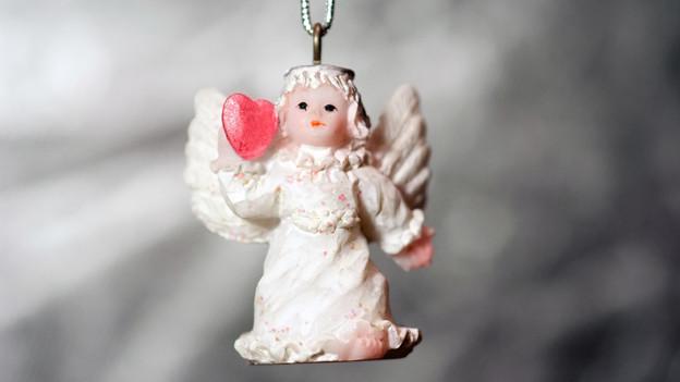 Was wäre, wenn ich ein Engel wäre?