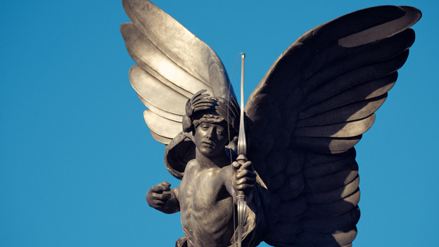Der griechische Gott Eros weckt in der kommenden Woche Lust und Begierde.