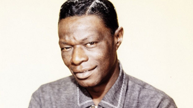 Nat King Cole Porträt