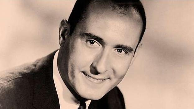Porträt von Henry Mancini.