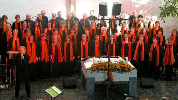 Gospel Singers Rümlang.