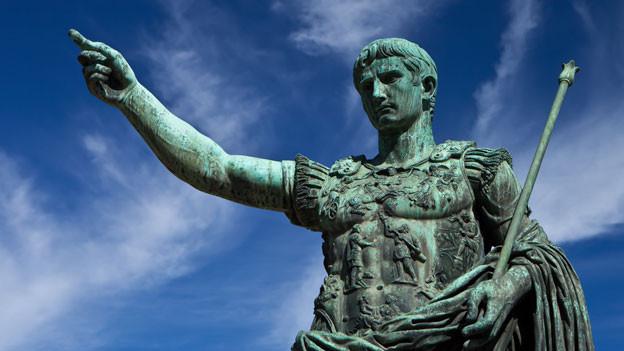 Statue von Julius Cäsar