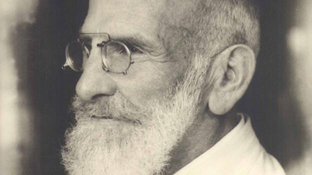 Dr. Maximilian Oskar Bircher-Benner.