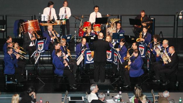 Nach 123 Jahren: Das letzte Jahreskonzert des Musikvereins Harmonie Aarau.