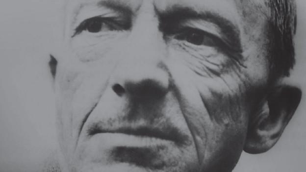 Albert Streich, Nahaufnahme.