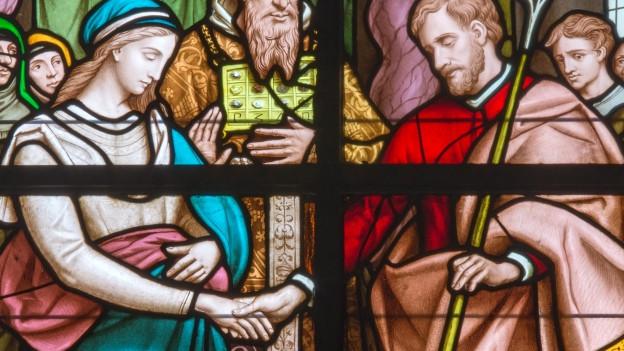 Maria und Joseph haben bis heute ihre Spuren hinterlassen.