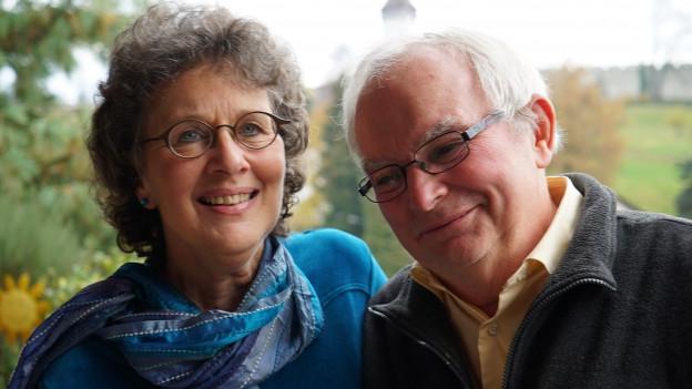 Ehepaar Inauen