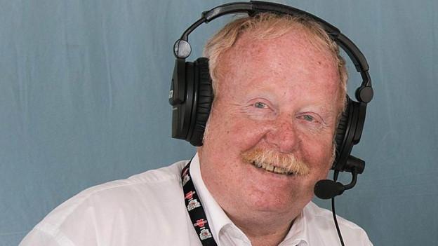 Hans Jucker, der legendäre Sportkommentator, wäre 70 jährig geworden.