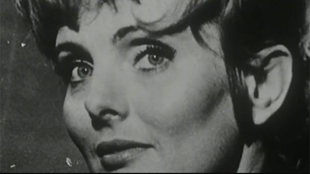 Filmausschnitt mit einer Grossaufnahme von Melissa.