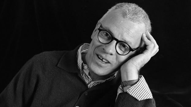 Charles Clerc (Aufnahme von 1999) war der erste Moderator der Sendung «Persönlich».