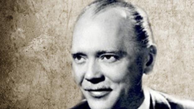 Porträt eines Mannes.