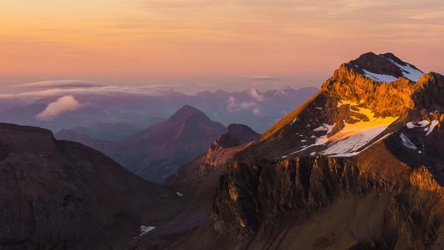 Schweizer Berge.