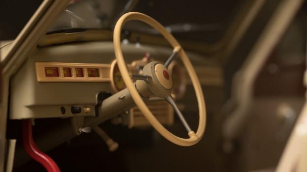 Das Radio widmete sich vor 60 Jahren dem Thema Autofahren.