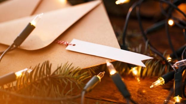 Ein Weihnachtsbrief.