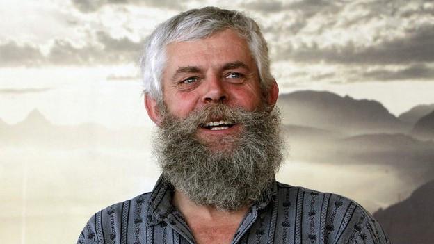 Muotathaler Wetterprophet Martin Holdener.