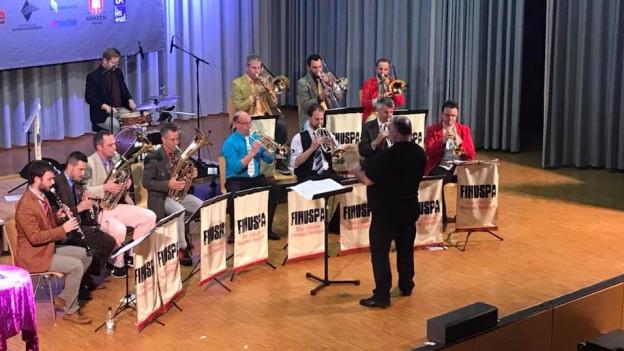 Fihuspa hat die Jury des Grand Prix der Blasmusik überzeugt.