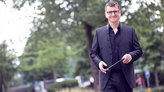 Peter Schmid: «Märsche sind tolle Werke mit Kraft und wunderschönen Melodien.»