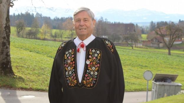 Portät von Sepp Scheuber.