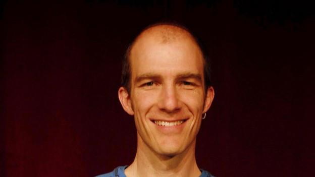 Porträt von Andrew Bond.