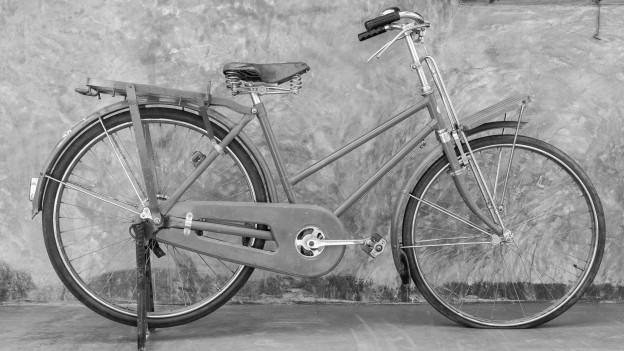 Ein Velo aus dem Jahr 1938.