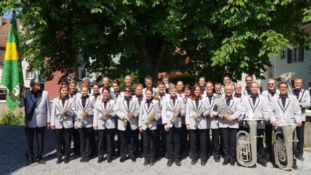 Die Brass Band MV Birmenstorf feiert 2019 ihr 90-jähriges Bestehen.