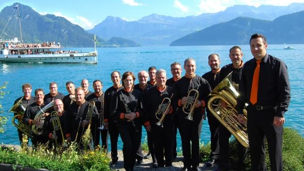 Im Herbst 2018 holte sich die Lublaska am Schweizerischen Blaskapellentreffen in Weggis ihren 5. Schweizermeistertitel.