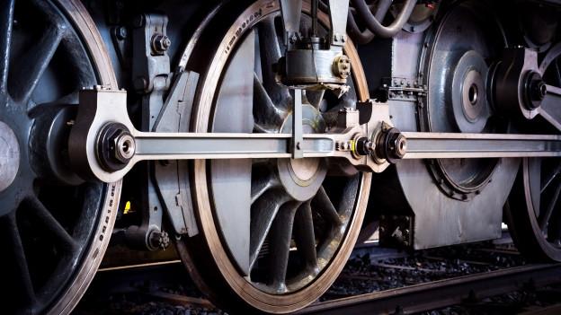 Eines der Schmuckstücke im Verkehrshaus der Schweiz: Die elektrische Güterzugslokomotive Be 6/8 II «Krokodil» von 1920.