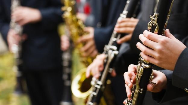 Die Nationale Jugendblaskapelle soll Jugendliche zwischen 16 und etwa 23 Jahren ansprechen, die auf ihrem Instrument schon fortgeschritten sind.