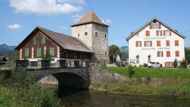 Schloss Grynau.