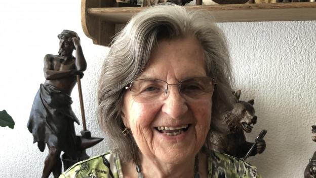 Porträt von Betli Stählin-Tschanz.