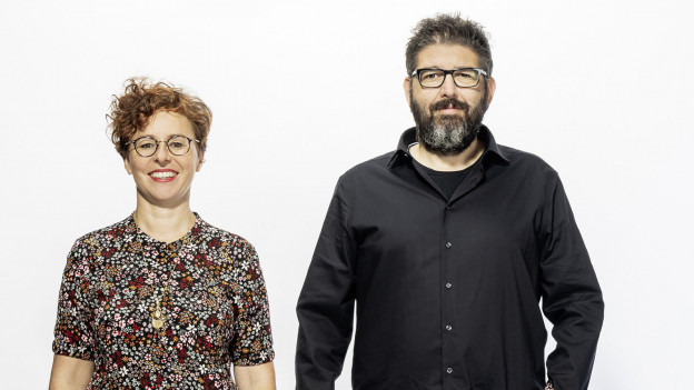 Nadja Räss und Markus Flückiger.
