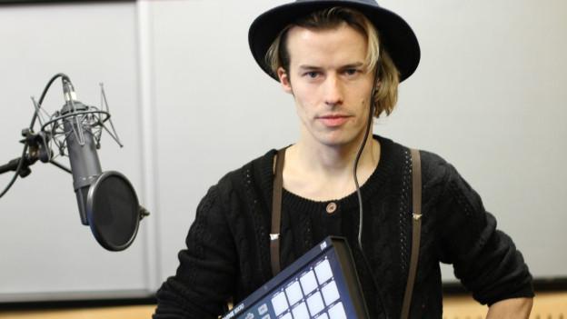 Tobias Jundt macht Radio