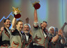 Noch nie vorher war ein Jodellied in der Hitparade. Preisverleihung Prix Walo 2008.