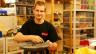 Andreas Kunz, Präsident Legoverein: «Lego bauen ist kreativ.»
