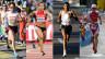 Die Marathonläufer Viktor Röthlin und Haile Gebrselassie treten hier mit dem Mittelfuss zuerst auf. Sprinterin Mujinga Kambundji mit dem Vorfuss. Ironwoman Daniela Ryf läuft ihren abschliessenden Marathon häufig über die Ferse.