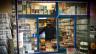 Sedat Yildirim betreibt einen Quartierkiosk in einem uralten ehemaligen Tramhäuschen in Bern