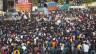 Tausende Menschen demonstrierten in Indien gegen das neue Einbürgerungsgesetz.