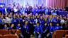«Die Freiwilligen des Sieges» - Russlands Jugend, so wie sie Wladimir Putin am liebsten hätte.